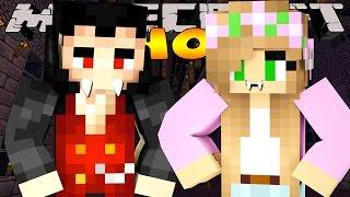 Minecraft School : LITTLE KELLY TURNS INTO A VAMPIRE!