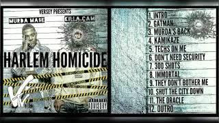 Mase - Harlem Homicide (Fanmade Mixtape)
