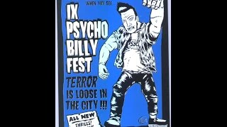 Jornal Hoje (Rede Globo) - Matéria sobre o 9º Psychobilly Fest - 2003
