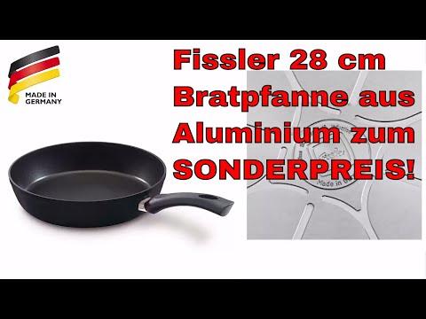 Fissler 059-380-28-100/0 Deutschland Anti Haft Pfanne Aluminium Induktion 28 cm kaufen - Sonderpreis