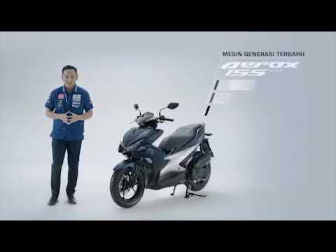 Technology Yamaha Aerox 155
