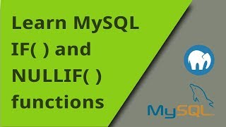 Learning MySQL - IF and NULLIF functions