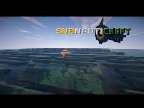 Subnauticraft Subnautica In Minecraft Multiplayer