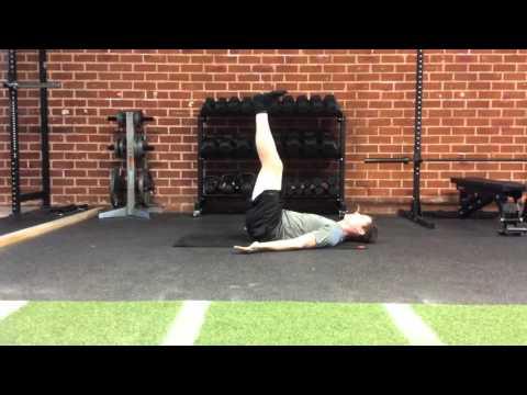 【股関節の機能性向上】足を高く上げやすくなる「レッグロワリング」