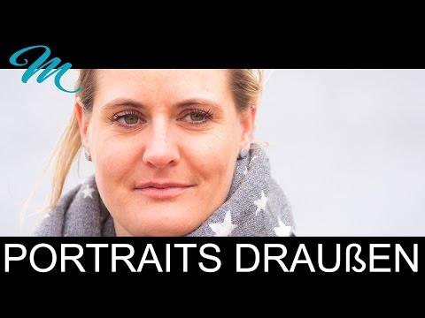 PORTRAITS DRAUßEN BEI NATÜRLICHEM LICHT |