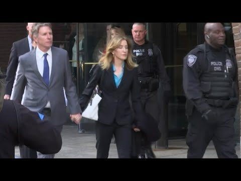 Attorney: Defendants in college bribery case - including Lori Loughlin, Mossimo Giannulli and Felicity Huffman - might do jail time. (April 4)