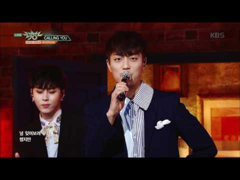 뮤직뱅크 Music Bank - CALLING YOU - 하이라이트 (CALLING YOU - Highlight).20170609
