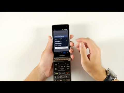 [EN] Samsung Galaxy Golden Quick Review