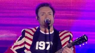 Duran Duran - Save A Prayer - live at BBC Music Day,  Eden Project 2016