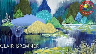 Acrylic Decorative Painting Techniques And Tutorial With Clair Bremner On Colour In Your Life