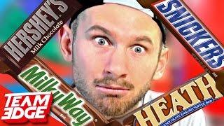 Chocolate Bar Tasting Challenge!!