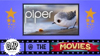 GAP@THE MOVIES: Piper 25.10.2020