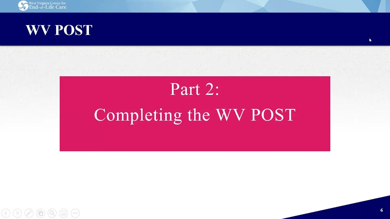 Play WV POST Program Part 2