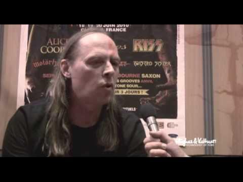 Interview with LarsJohansson - Candlemass | Hughes & Kettner