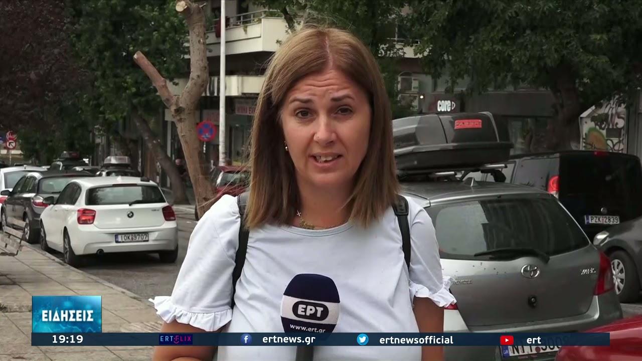 Άγριο έγκλημα στο κέντρο της Θεσσαλονίκης | 19/9/2021 | ΕΡΤ