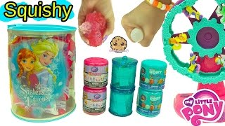 Squishy Fashems Mashems Surprise Blind Bags of Finding Dory, My Little Pony MLP Toys