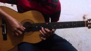Jure no tomar los caminantes intro guitarra tutorial