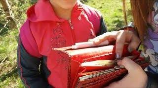 Даша и Лера нашли кошелек с деньгами