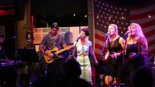 Alicia Michilli Full Band at Puckett's Grocery in Leiper's Fork, TN