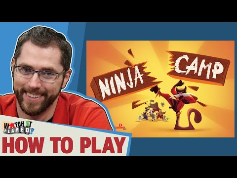 NINJA CAMP - How To Play, By Watch It Played