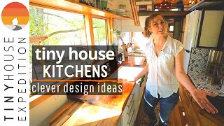 Tiny House Kitchen Ideas: Smart Small Space Solutions