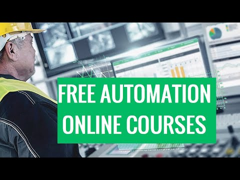 Free Automation PLC HMI And Robotics only Training's - YouTube