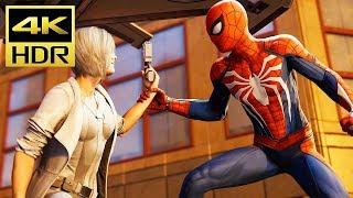 [4K] SPIDERMAN (PS4) Silver Lining DLC #3 Teaser @ UHD ✔
