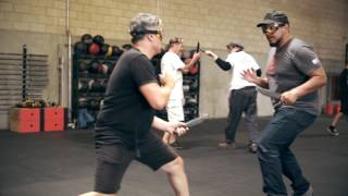Battle Brotherhood Knife Fight Seminar