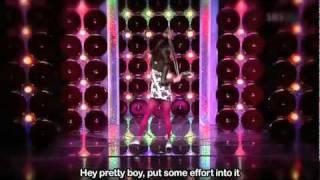2NE1 - Pretty Boy live