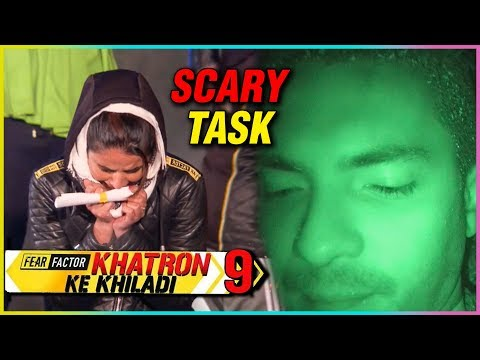Aditya Narayan SCARY Task | Jasmin Bhasin GETS Sca