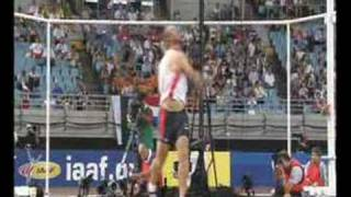 Robert Harting WCH Osaka 2007