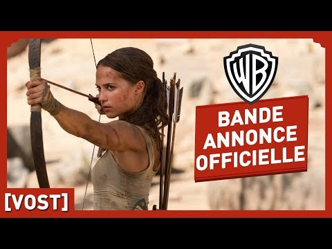 Tomb Raider  Warner Bros. France