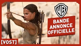 Trailer of Tomb Raider (2018)