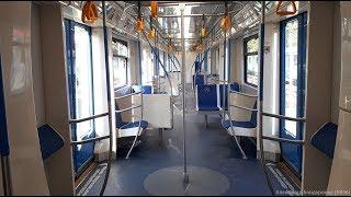 """Салон поезда 81-765.2/766.2/767.2 """"Москва"""""""