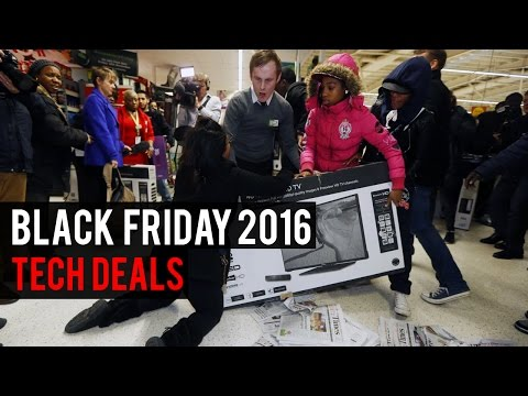 BLACK FRIDAY 2016 PC Hardware Deals!