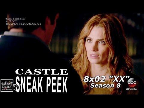 Castle 8.02 (Clip 'Castle & Beckett')