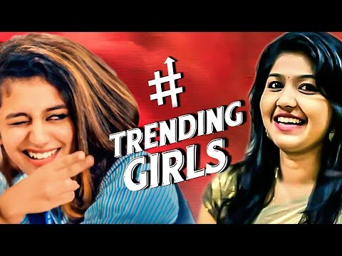 Top 5 Trending Girls in Social Media