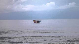 preview picture of video 'Hobie capsizing exercise, Panaga'