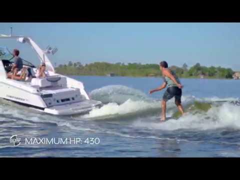 Chaparral 25 SURF video