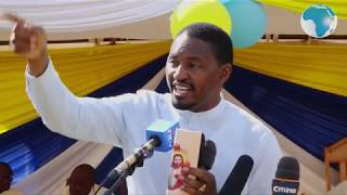 CS Kiunjuri attacks Raila over maize shortage