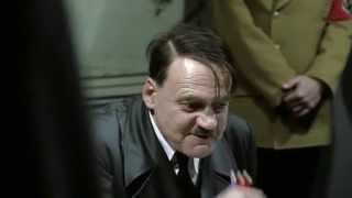 Hitler dowiaduje się o polskich obozach