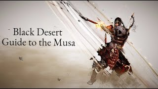 Guide to the Musa