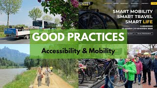 STAR Cities : Virtual presentation of good practices on Accessibility & mobility
