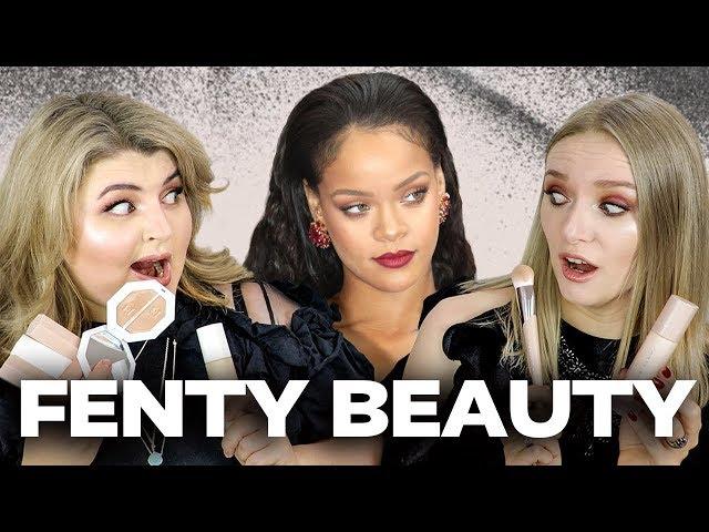 Видео Fenty Beauty