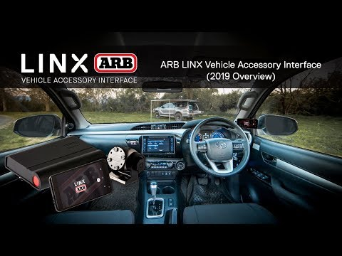 ARB LINX Vehicle Accessory Interface (2019 Overview)