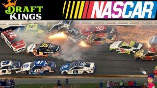 Draftkings NASCAR DFS Picks | Geico 500 | Talladega