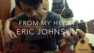 From My Heart (Eric Johnson Cover)