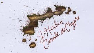 J. Herbin 1670 Caroube De Chypre