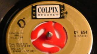 45's - Breaking Up Is Hard To Do - Shelley Fabares (Colpix)