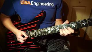 I Won't See You Tonight Pt.1 - Avenged Sevenfold Guitar Solo